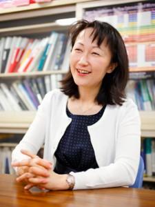 笑顔で語る樋田先生