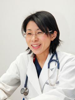 笑顔の竹中先生