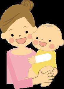 illust2026赤ちゃんと女性