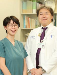 野口先生と平野先生