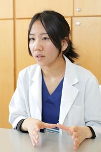重沢郁美先生