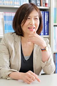 谷野 美智枝先生